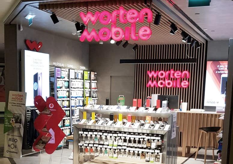 Remodelação de Loja Worten Portimão