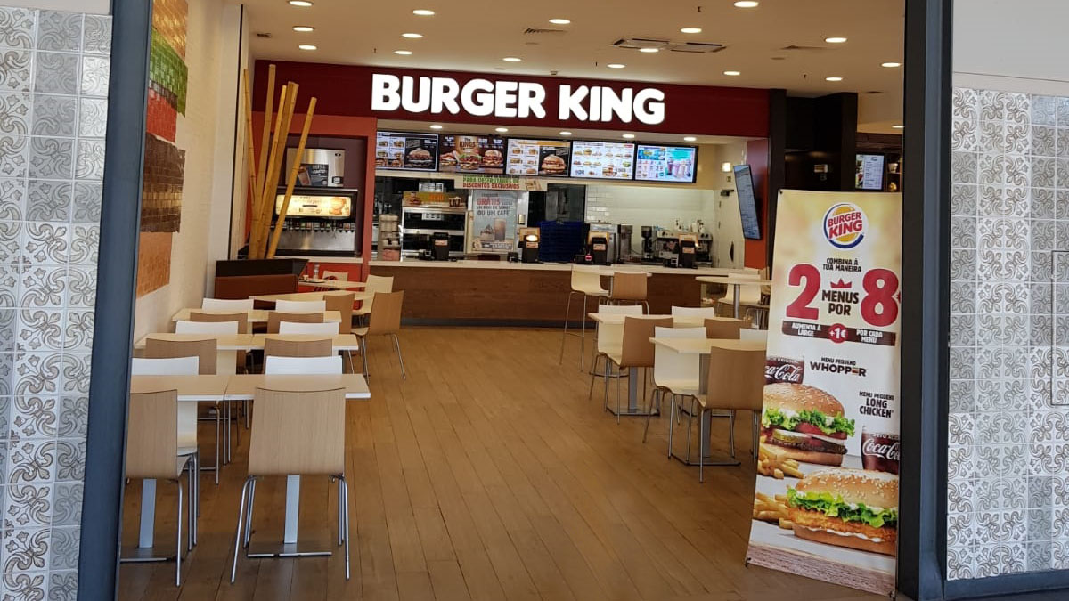 Burger King Forum Algarve